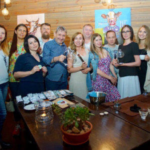 Мастер-классы и дружеские встречи в Самаре и Тольятти