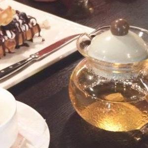 Презентация тайваньских чаев в кофейне Charlie