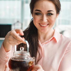 Мастер-класс от чайного сомелье по работе с гостями кафе и ресторана — 24 января