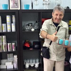 Лучшие чаи Лишаня — в Русском чайном доме на Тайване