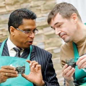 Tea Masters Club Belarus 2017 и мастер-классы в Минске