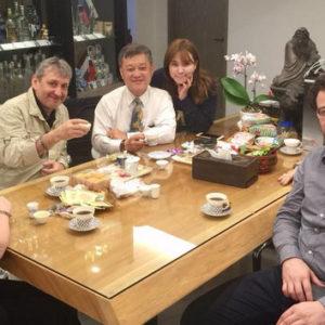 Рабочий визит на Тайвань