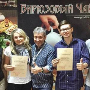 Новые слушатели и выпускники школы-студии