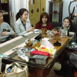 Стажировка тайваньских студентов