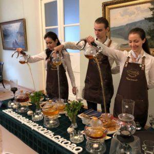 Чайный кейтеринг на вашем мероприятии